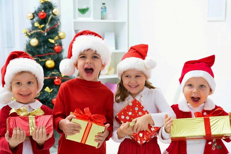 Хороший подарок ребёнку на новый год
