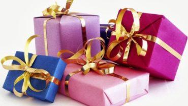 Подарки в последний момент! Что выбрать?