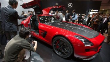 Mercedes-Benz SLS AMG GT Final Edition-