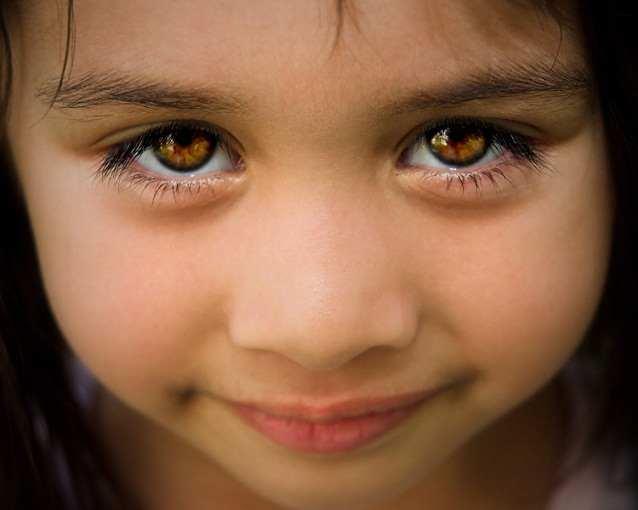 Все факты о глазах и цвете глаз - Фото Мир Фактов  Все факт...
