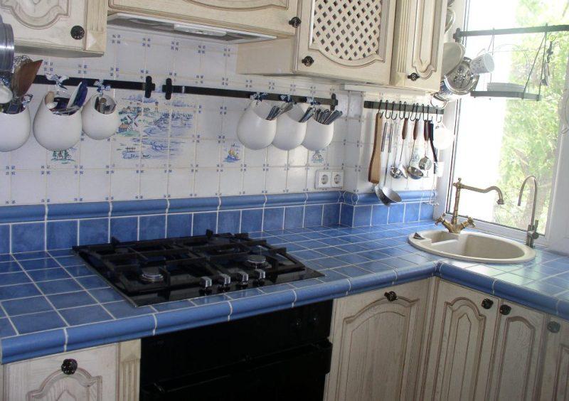 Рабочую кухню своими руками 503