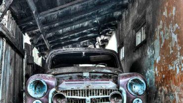 Автомобильное кладбище