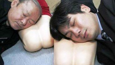 5. Подушки для одиноких мужчин