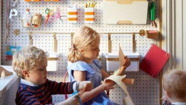 Дизайн детского уголка