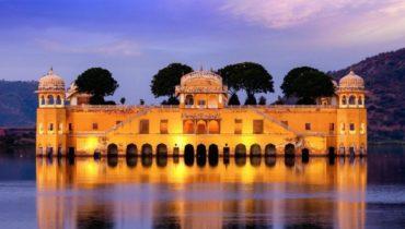 Красивые индийские дворцы