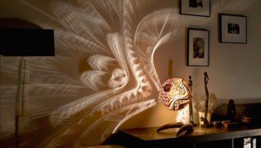 Необычное освещение