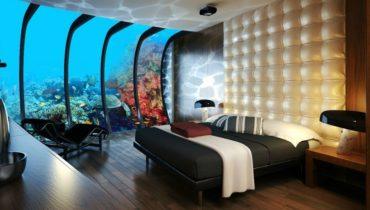 Подводные отели