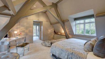 Оригинальные спальни