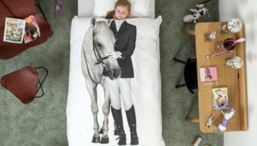 Detskoe postelnoe belyo