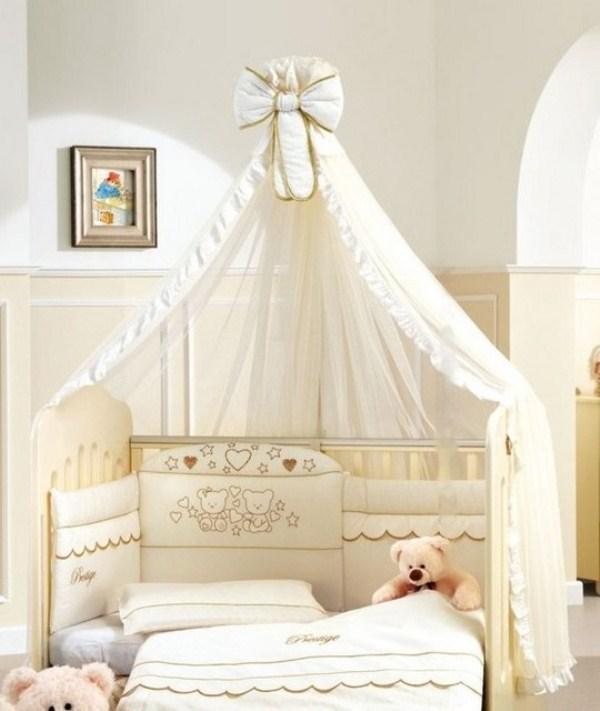 Балдахины для детских кроваток сшить фото 78