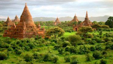 Город Баган и его мистические храмы