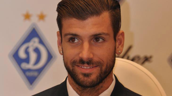 Симпотичные испанские футболисты