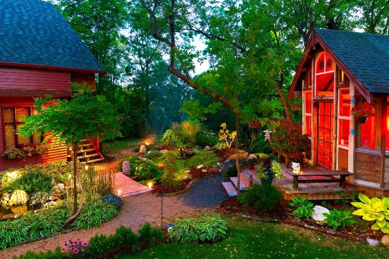 Делаем Сад в Цвету