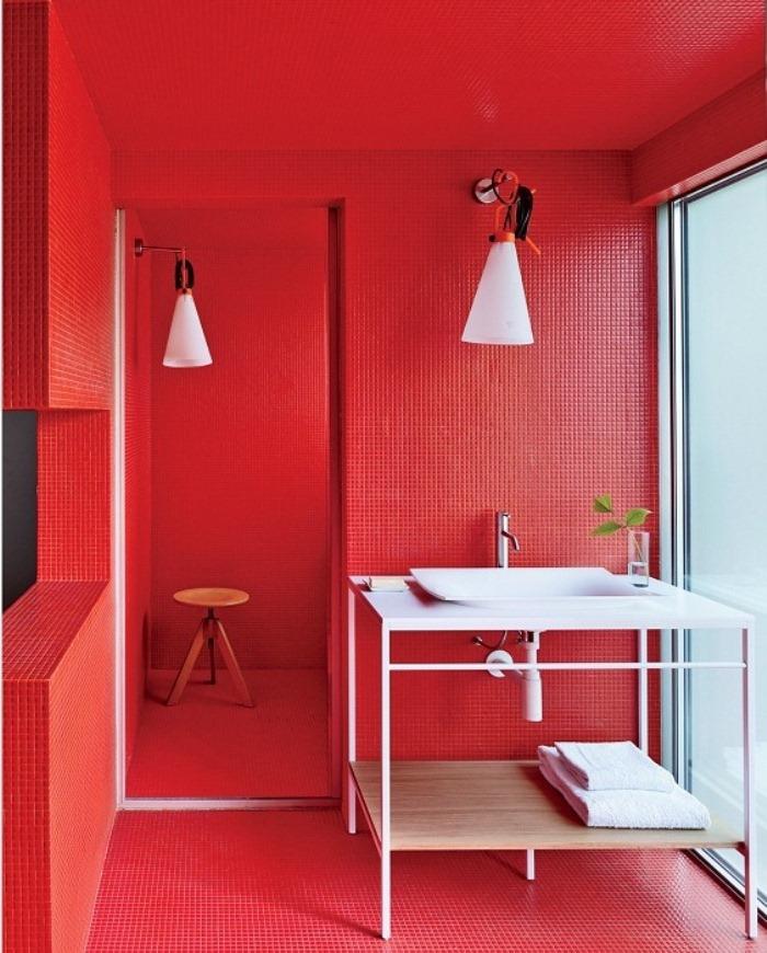 Плитка для ванной комнаты: лучшие 87