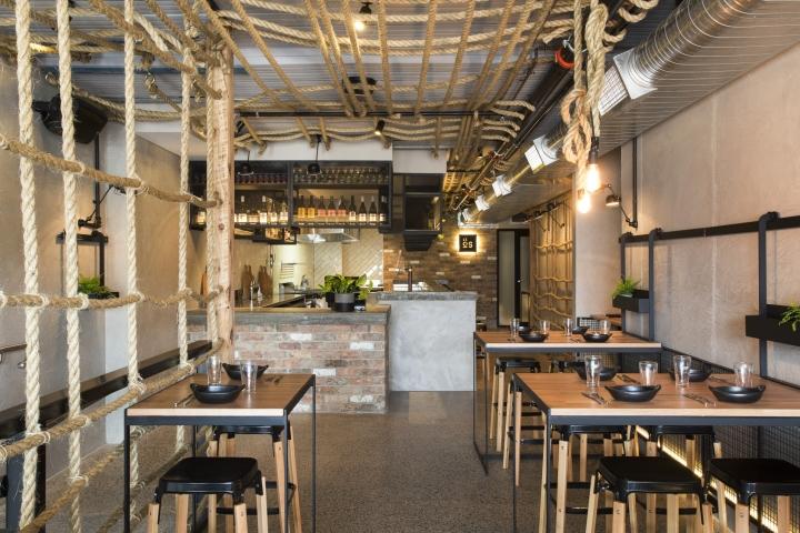 12 интерьеров современных кафе и баров Фото Дизайн интерьера