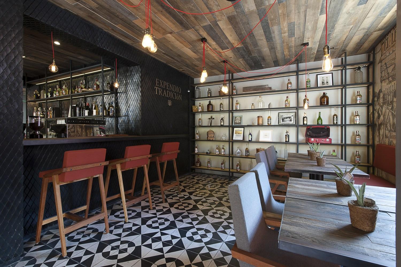 Дизайн кафе: фото грамотных и награждённых интерьеров 6