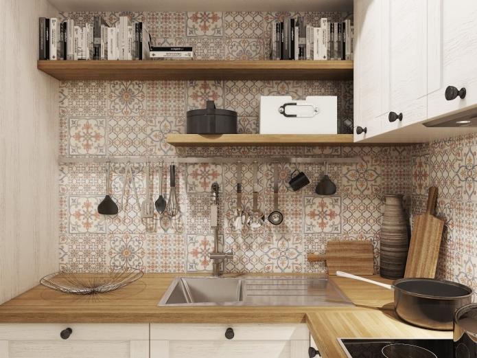 дизайн малогабаритной квартиры в скандинавском стиле фото дизайн