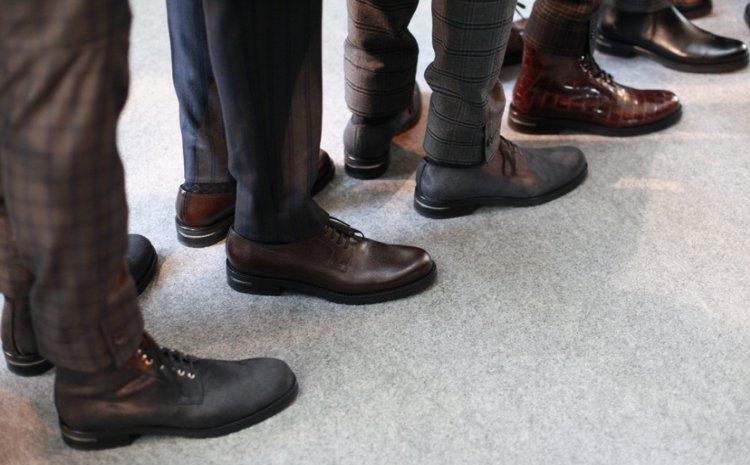 8d2663ae785 Модная мужская обувь осень-зима 2018-2019 - Фото Мода