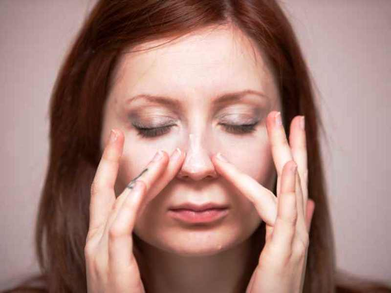 Relax the irritated nose  Unusual Ways to Use Lip Balm