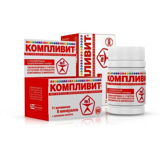 Витаминно-минеральные комплексы или мультивитамины - Сайт о лечебной физической культуре