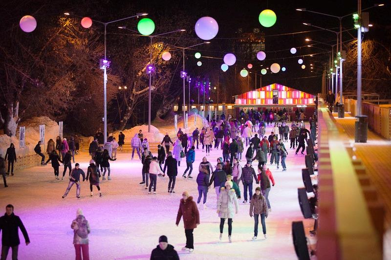 Мероприятия в Москве 5-9 января на новогодние праздники 2019