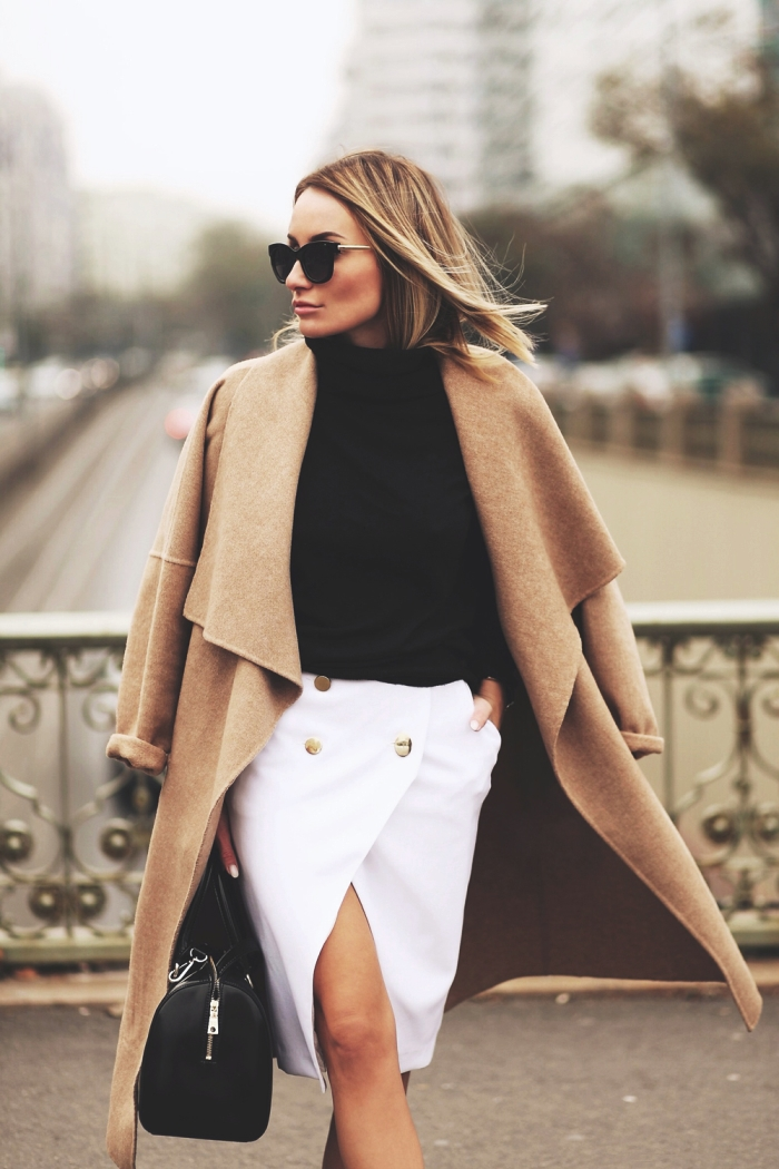 Classic outerwear Fashion Tips : How To Look Expensive