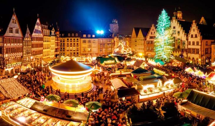 Самые лучшие рождественские ярмарки Европы 2019 изоражения