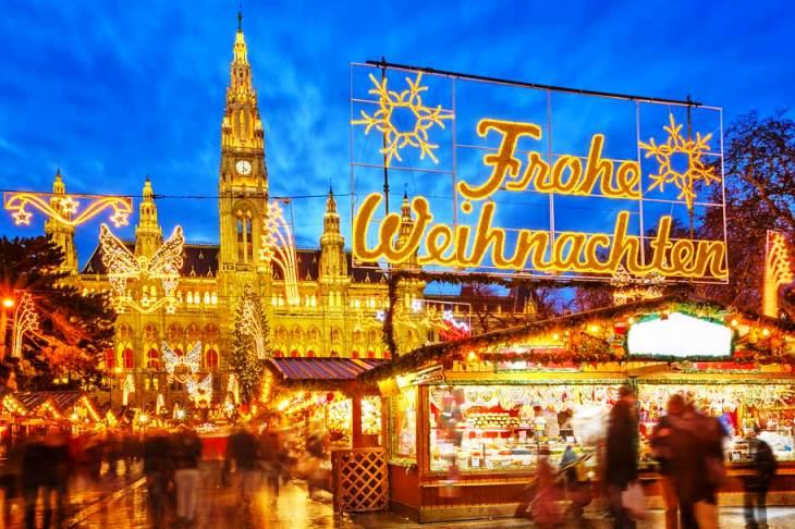 Самые лучшие рождественские ярмарки Европы 2019 в 2019 году