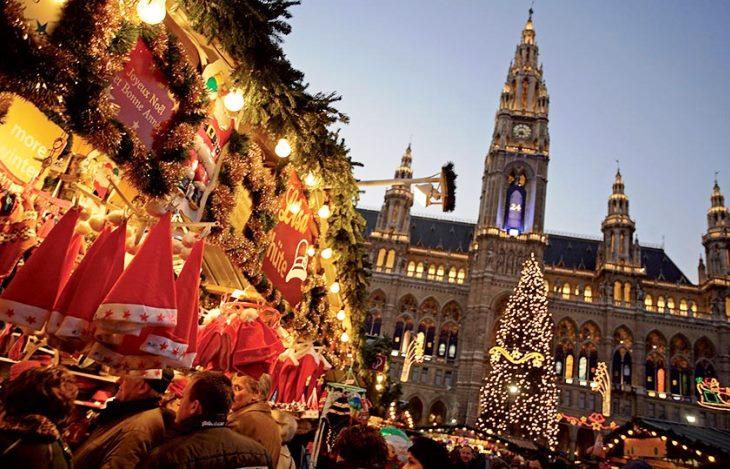 Самые лучшие рождественские ярмарки Европы 2019 рекомендации