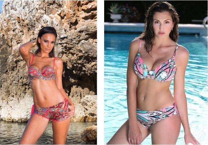 09f3afec968b5 Итальянский бренд идет в ногу с модными мировыми тенденциями и желаниями  современных модниц и предлагает в своей коллекции купальников и излюбленные  ...