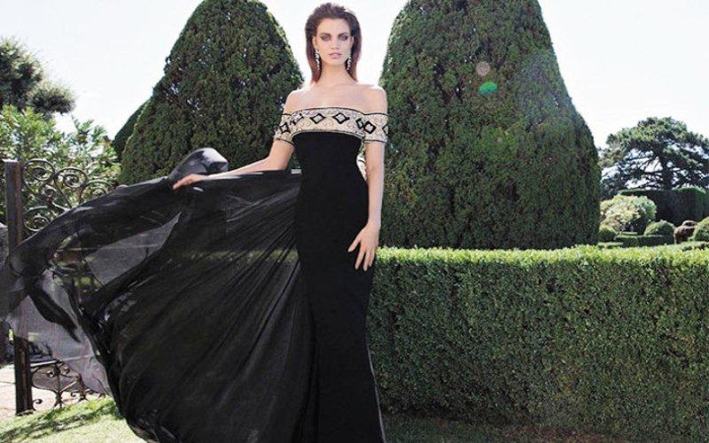 3ded0bfd875 Модные вечерние платья 2018-2019 года - Фото Мода