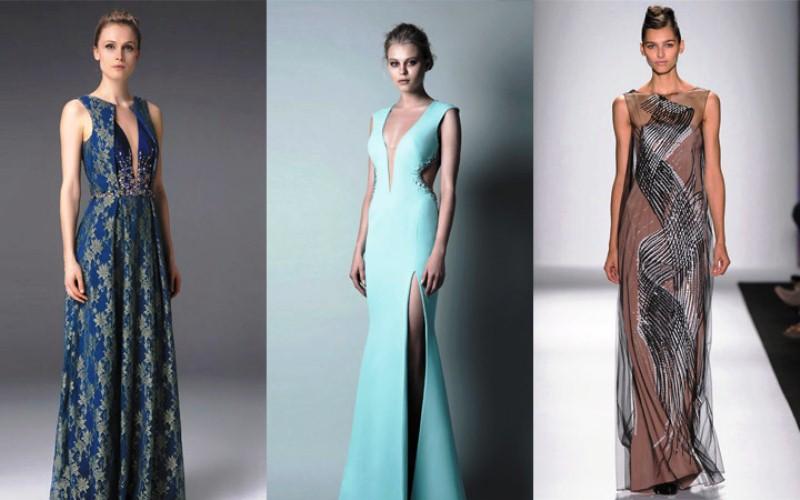 Модные вечерние платья 2018-2019 года - Фото Мода 660d260ff81d3