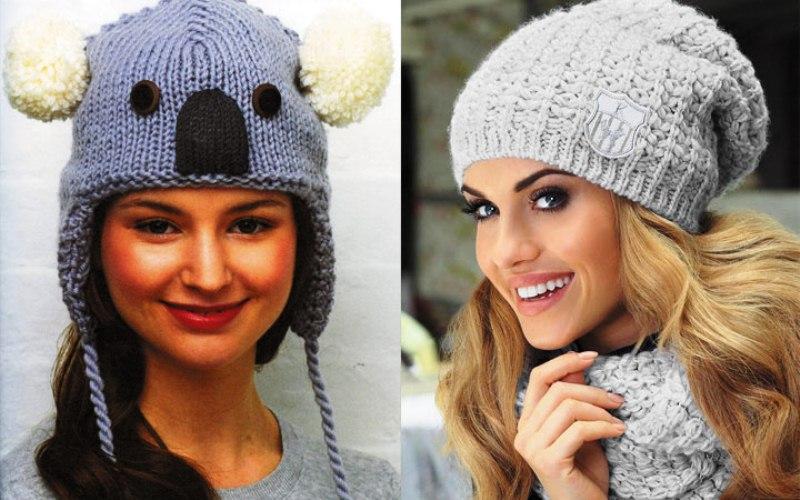 Модные женские шапки осень-зима 2018-2019 года - Фото Мода 2daea295efa73