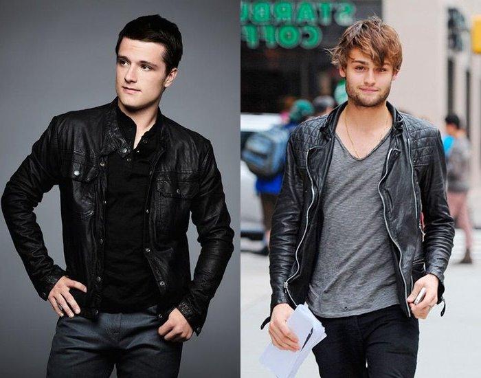 dd3e68da77c Мужские кожаные куртки — модные тенденции 2018 года - Фото Мода