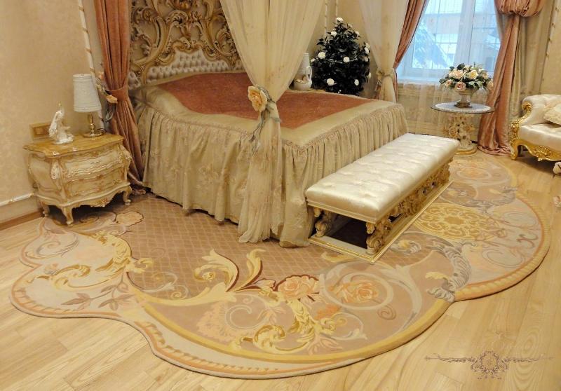 Оригинальные ковры ручной работы – Фото Дизайн интерьера