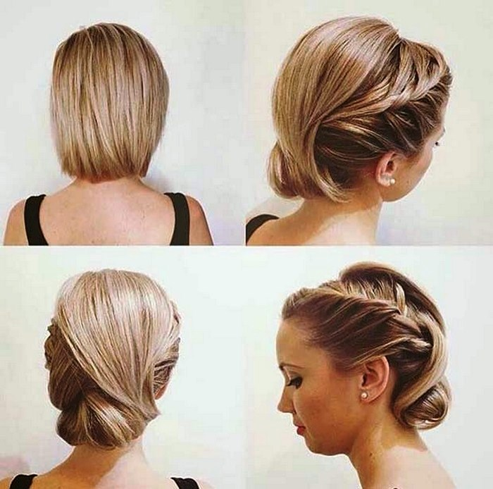The Complex Spit Best Wedding Hairstyles for Short Hair